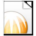 Bitcomet, File, Torrent Icon
