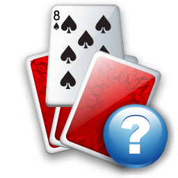 Cards, Help Icon