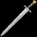 Peters, Sword Icon