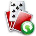Cards, Reload Icon