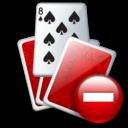 Cards, Remove Icon