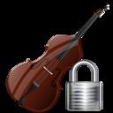 Contrabass, Lock Icon