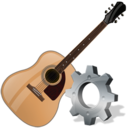 Config, Guitar Icon