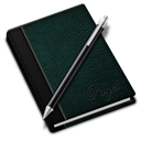 Green, Pages Icon