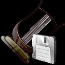 Lira, Save Icon