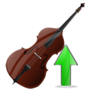 Contrabass, Up Icon