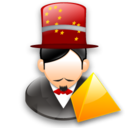 Level, Magician Icon