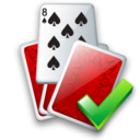 Cards, Ok Icon
