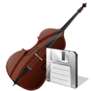 Contrabass, Save Icon