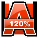 %, Alcohol Icon