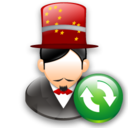 Magician, Refresh Icon