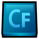 Adobe, Cold, Fusion Icon