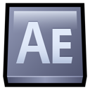 Adobe, After, Effects Icon