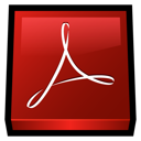 Adobe, Reader Icon