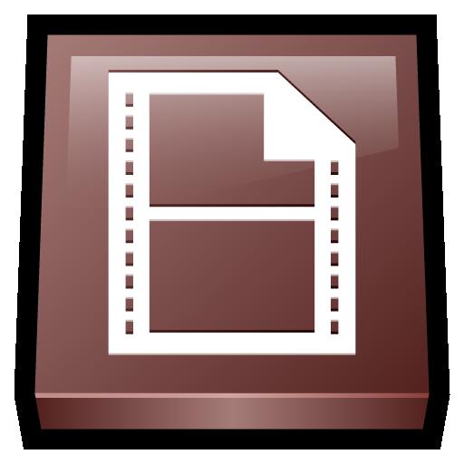 Adobe, Encoder, Media Icon