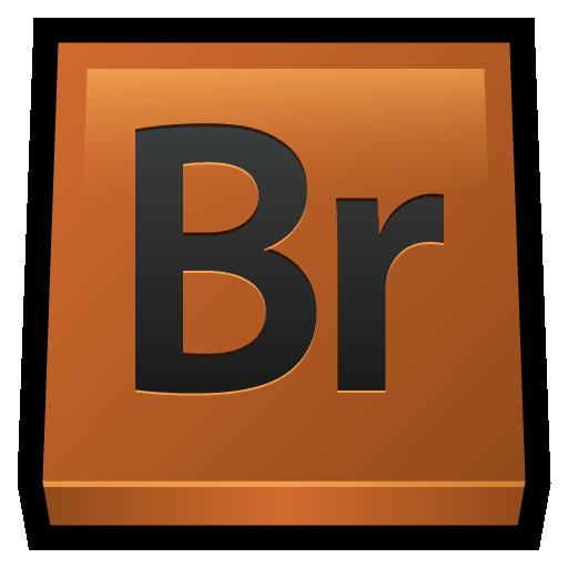 Adobe, Bridge Icon