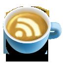 Icon, Latte, Rss, Social Icon