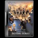 Bedtime, Stories Icon