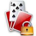 Cards, Lock Icon
