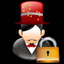 Lock, Magician Icon