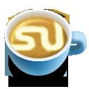 Icon, Latte, Social, Su Icon