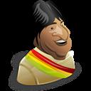 Evo, Morales Icon