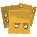 Icon, Stickies Icon