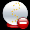 Ball, Crystal, Remove Icon