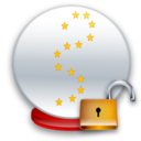 Ball, Crystal, Unlock Icon