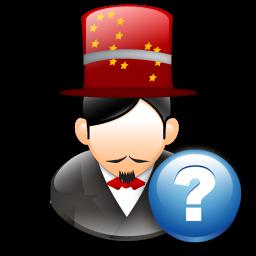 Help, Magician Icon