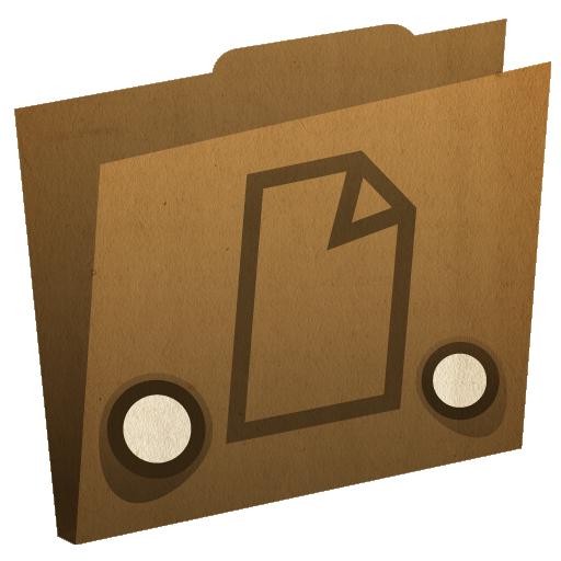 Dokuments, Icon Icon