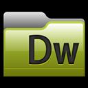Adobe, Dreamweaver, Folder Icon