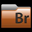 Adobe, Bridge, Folder Icon
