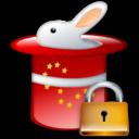 Lock, Rabbit Icon