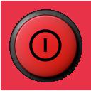 Nn, Shutdown Icon