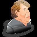 Angela, Merkel Icon
