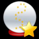 Ball, Crystal, Fav Icon