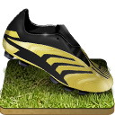 Grass, Shoe, Soccer Icon