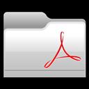 Adobe, Folder, Pdf Icon