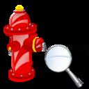 Fire, Plug, Zoom Icon