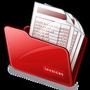 Folder, Invoices Icon