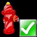 Fire, Ok, Plug Icon