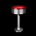 Bar, Stool Icon