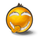 Laugh, Secret Icon