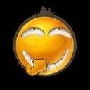 Laugh, Secret Icon