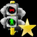Fav, Lights, Traffic Icon