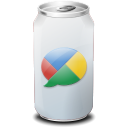 Buzz, Drink, Google, Icontexto, Web Icon