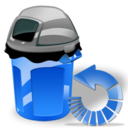 Can, Garbage, Reload Icon