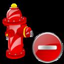 Delete, Fire, Plug Icon