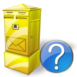 Box Help Letter Icon Download Free Icons